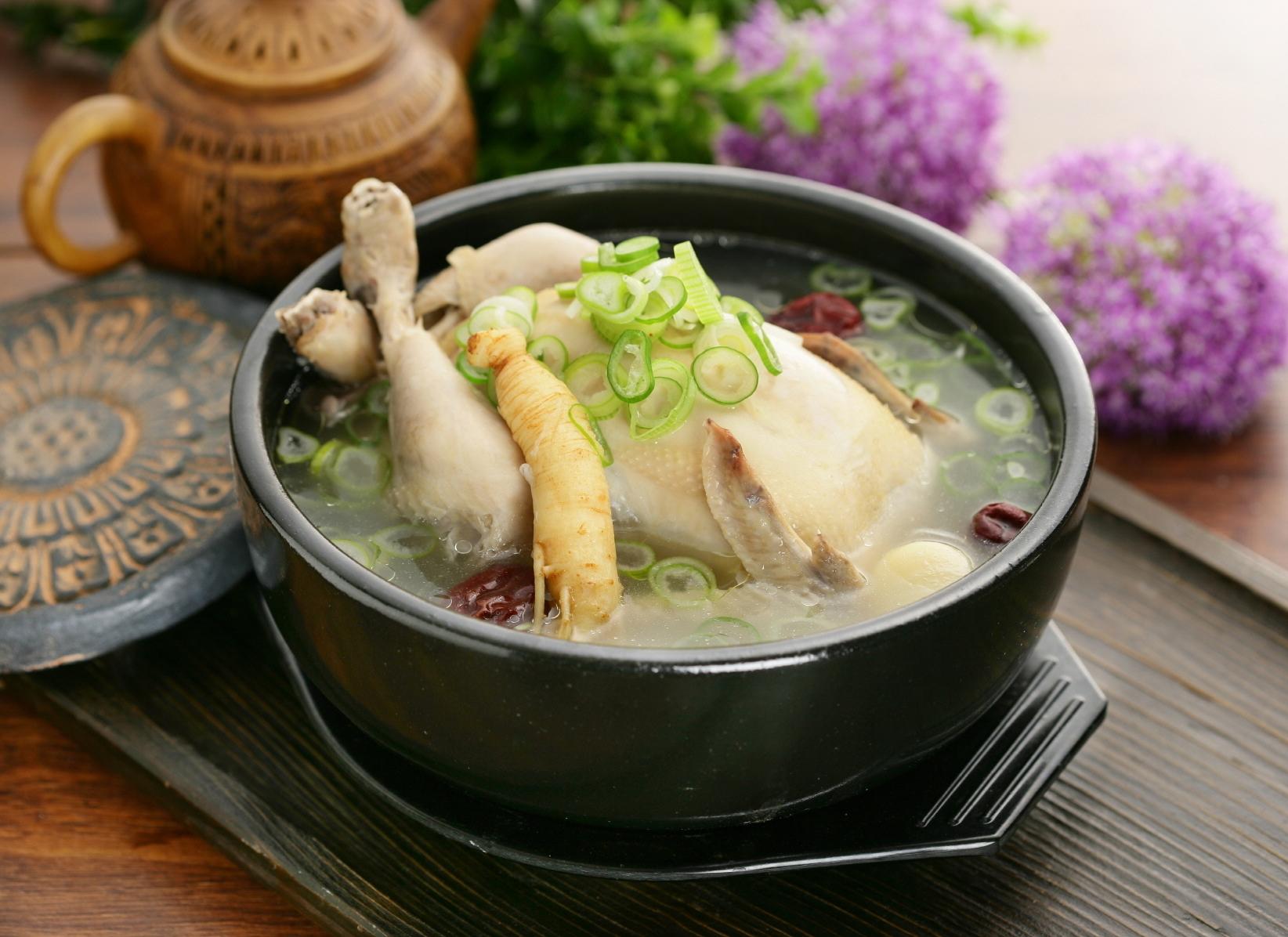 옛고개삼계탕-양학동삼계탕맛집 옛고개삼계탕